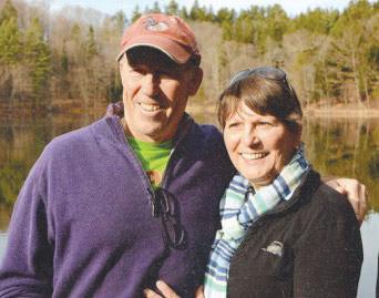 Craig and Jo